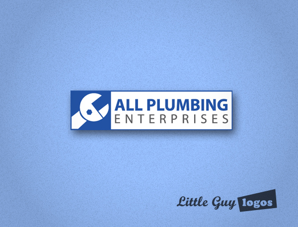 custom-plumbing-logo-1-traditional-logo-design