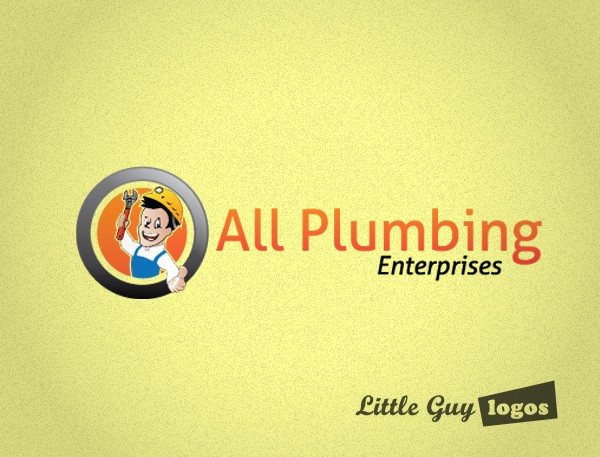 custom-plumbing-logo-2-friendly-design