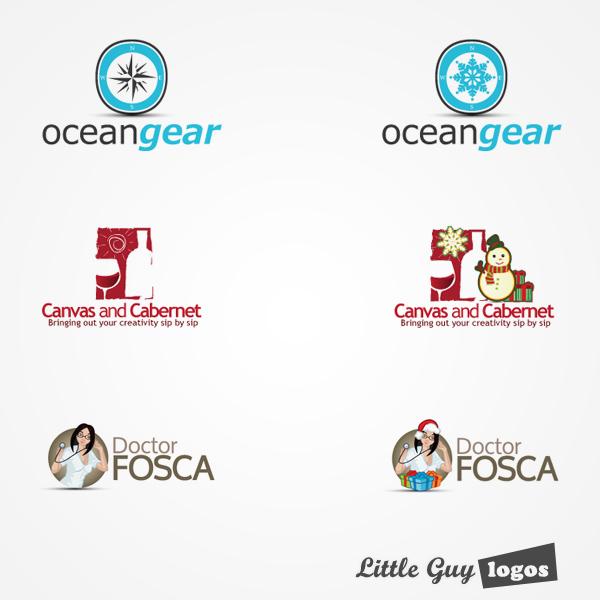 holiday-themed-logo-examples