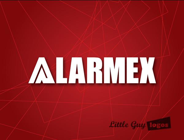 alarmex-security-company-logo