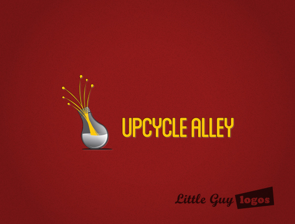 upcycle-alley-custom-logo-design