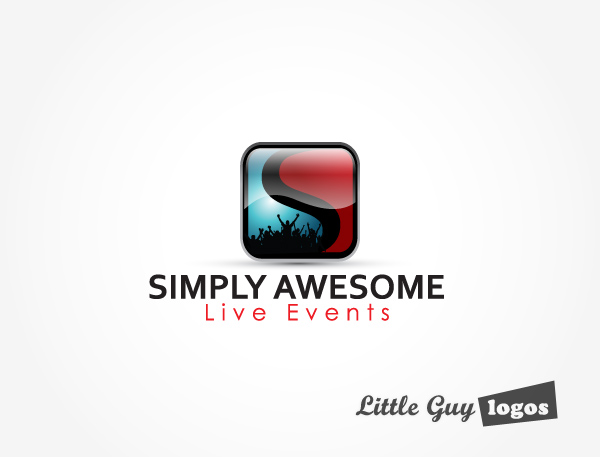 simply-awesome-live-events-logo-case-study