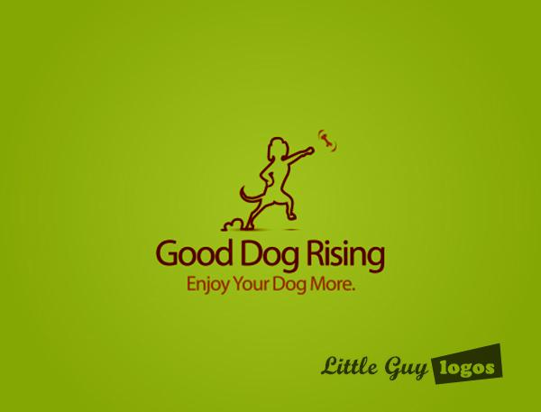 Good Dog Rising Training Behavior