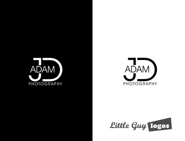 adam-jd-photography-custom logo design-1