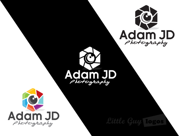 adam-jd-photography-custom logo design-2