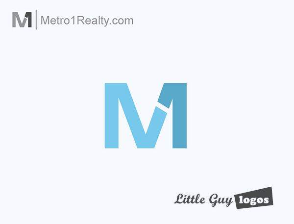 metro-1-real-estate-logo