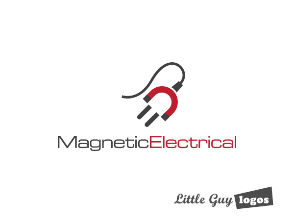 Electrical Company Logo Design