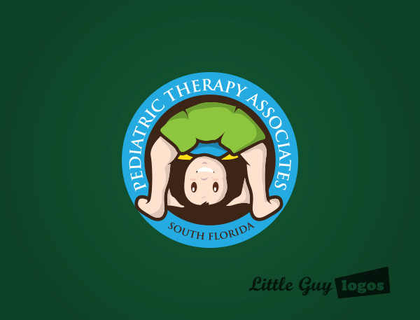 Pediatric-Therapy-clinic logo